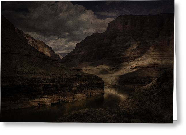 Greeting Card featuring the photograph Grand Canyon - West Rim by Ryan Photography