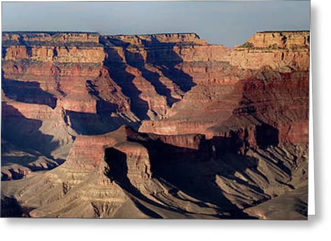 Grand Canyon Wide Greeting Card