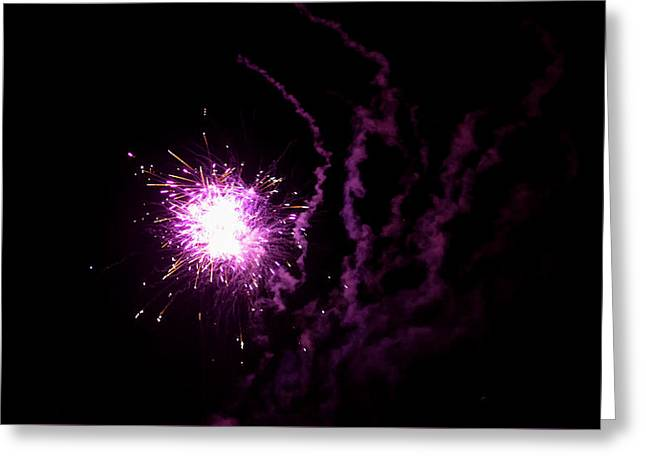 Grand Illumination 2015 04 Greeting Card by Teresa Mucha