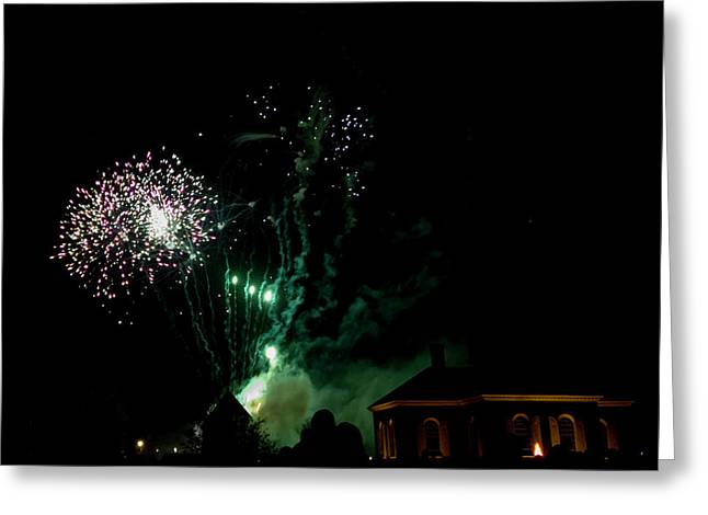 Grand Illumination 2015 10 Greeting Card