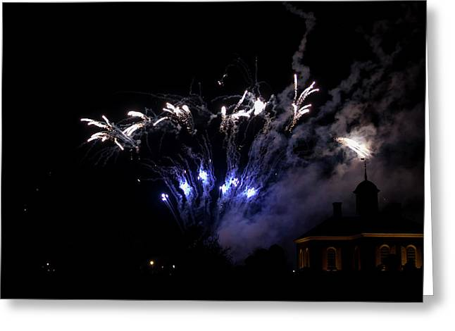 Grand Illumination 2015 25 Greeting Card