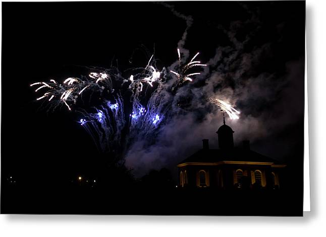 Grand Illumination 2015 26 Greeting Card