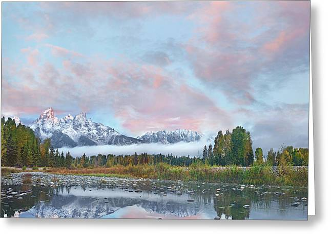 Grand Teton National Park, Wyoming Greeting Card