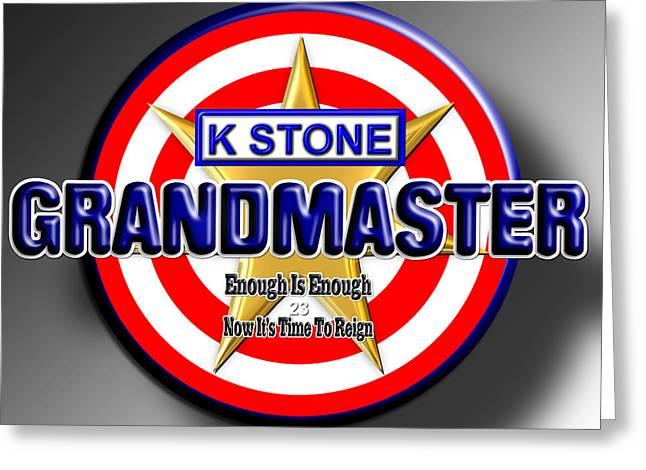 Grandmaster Greeting Card
