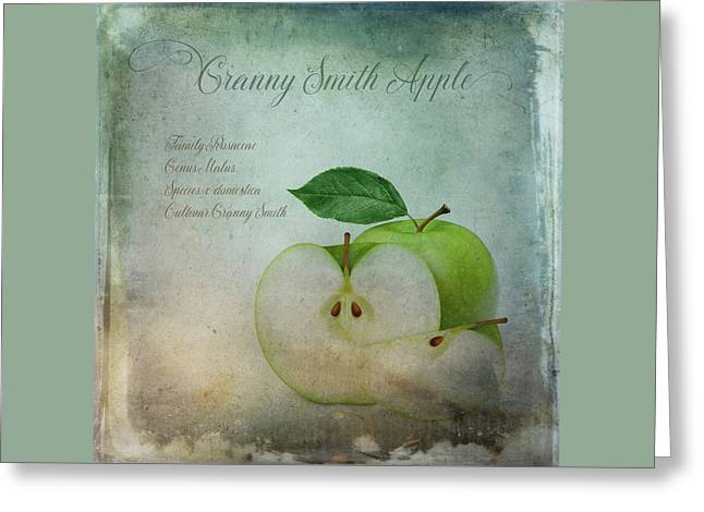 Granny Smith Greeting Card