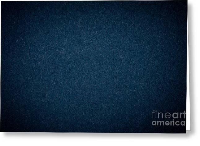 Graphite Flat Cardboard Texture Greeting Card