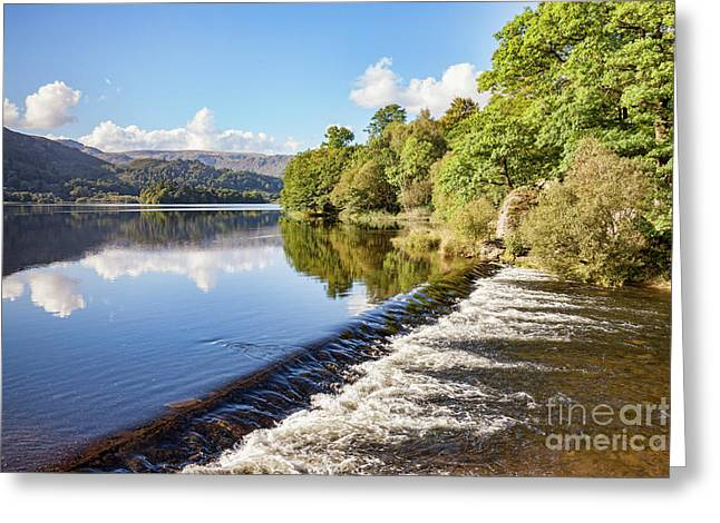 Grasmere, Lake District National Park Greeting Card by Colin and Linda McKie