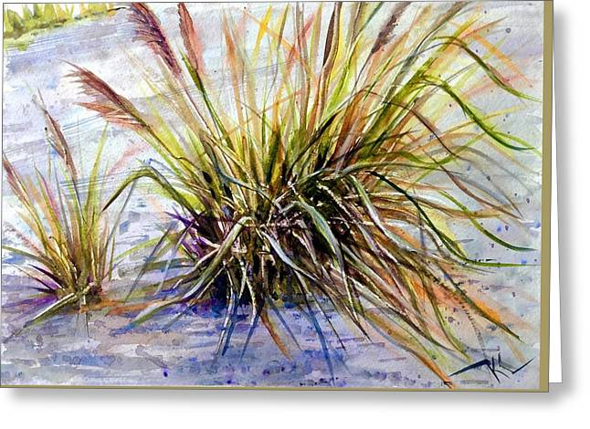 Grass 1 Greeting Card