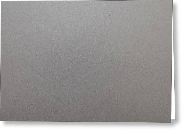 Gray Sheet Greeting Card by Marko Jegdic