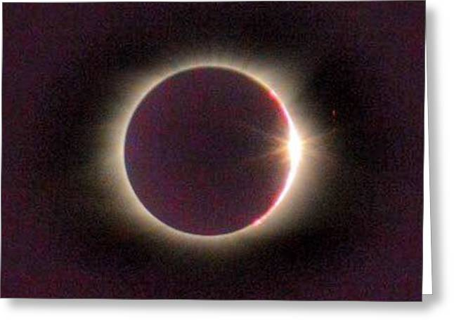 Great American Solar Eclipse Greeting Card