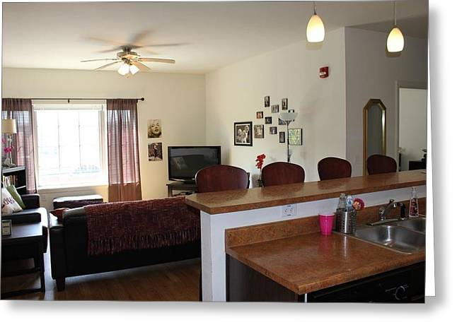 Great Apartments For Rent In Dothan, Al Greeting Card by William Harry