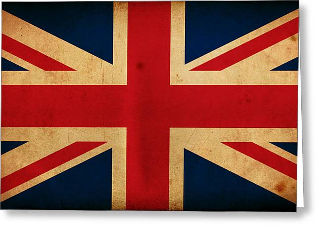 Great Britain Greeting Card by NicoWriter