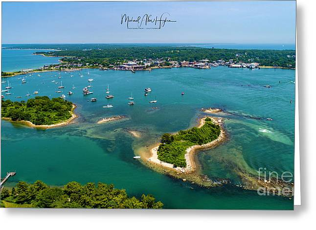 Great Harbor Greeting Card