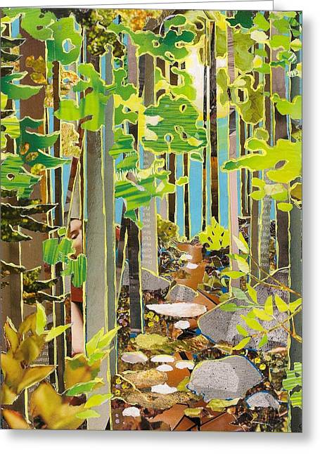 Great Maine Woods Greeting Card