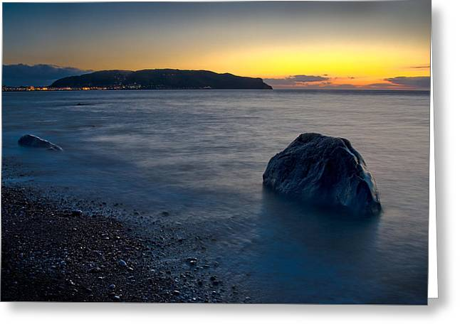 Great Orme, Llandudno Greeting Card