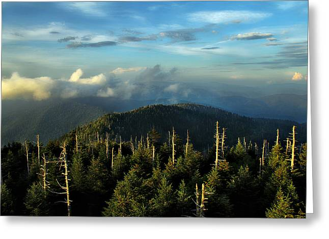 Great Smokies Greeting Card