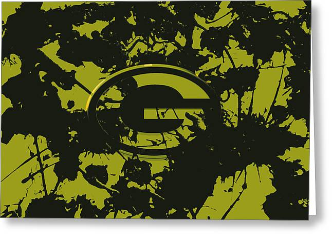 Green Bay Packers 1a Greeting Card