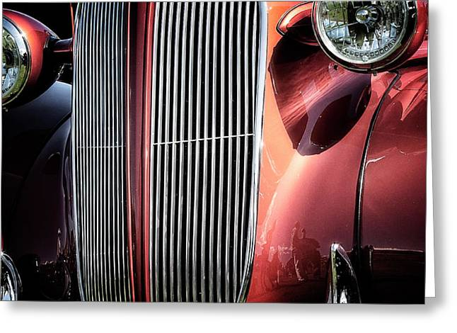 Willys Grill Greeting Card