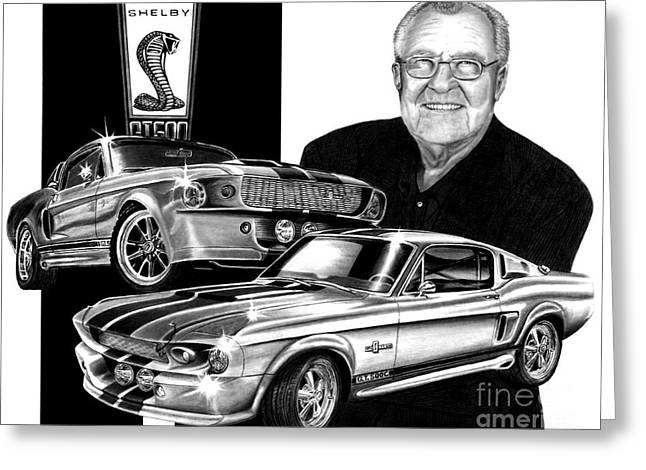 Gt 500c Greeting Card