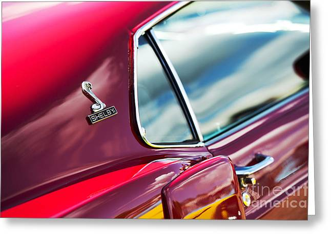 Gt350 Greeting Card by Tim Gainey
