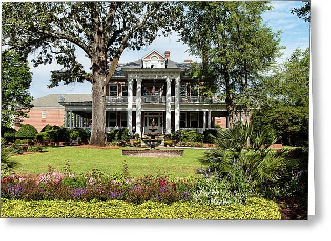 Guignard Mansion Greeting Card
