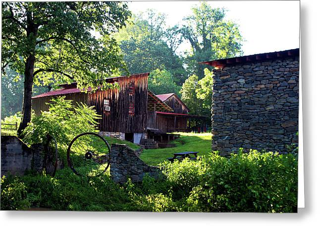 Guilford Mill Greeting Card