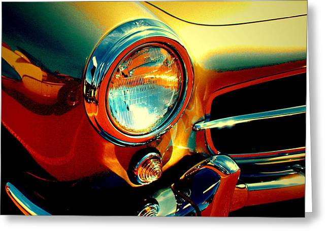 Gullwing I Greeting Card