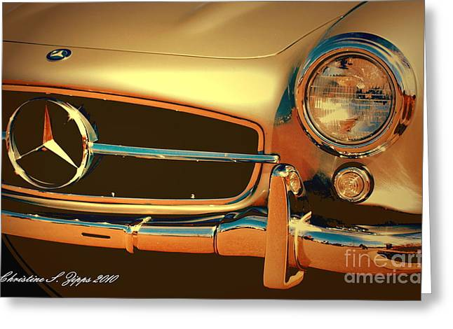 Gullwing IIi Greeting Card