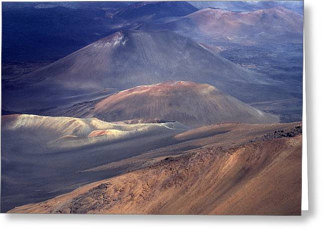 Haleakala, Maui I Greeting Card