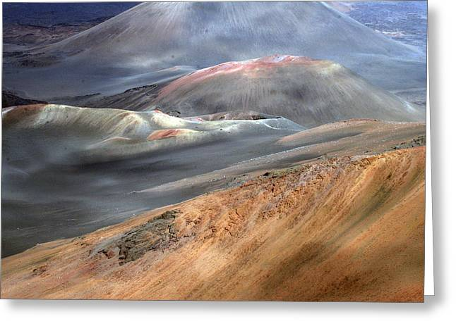 Haleakala, Maui II Greeting Card