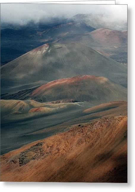 Haleakala, Maui IIi Greeting Card