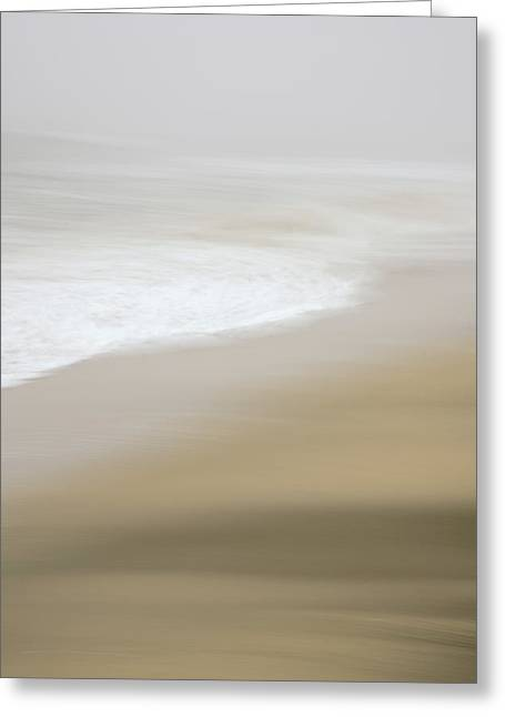 Half Moon Bay - Impressions Greeting Card