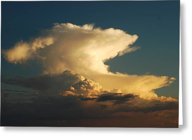 Hammerhead Cloud Greeting Card