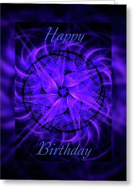 Happy Birthday Card 2 Greeting Card