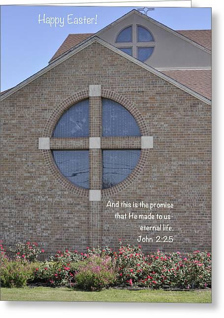 Happy Easter IIi Greeting Card