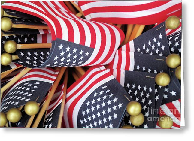 Happy Fourth Of July 2017 Greeting Card