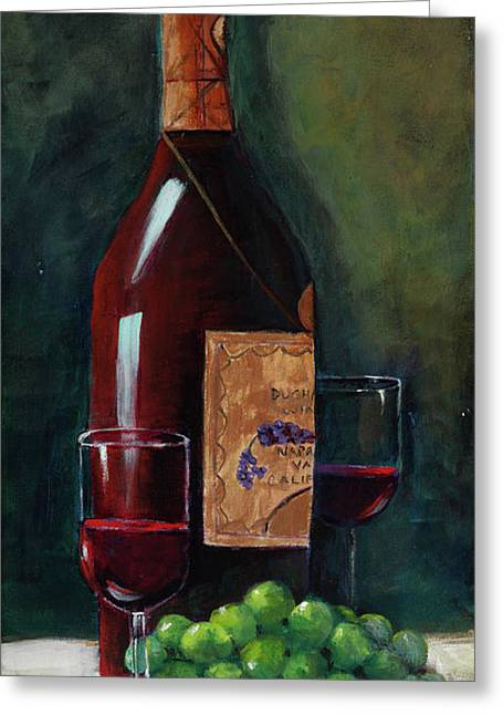 Happy Hour  Greeting Card by Mary DuCharme