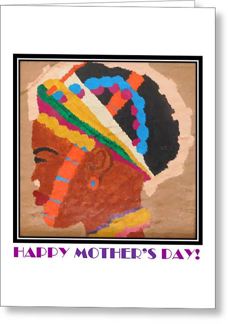 Happy Mother's Day 4 Greeting Card