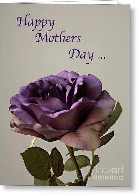 Happy Mothers Day No. 2 Greeting Card by Sherry Hallemeier