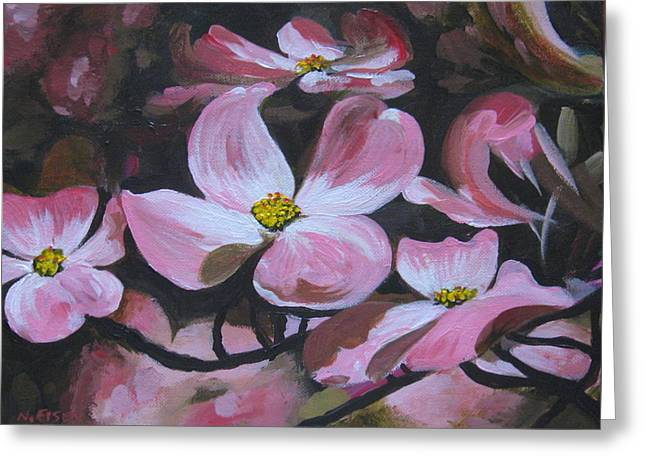 Harbinger Of Spring Greeting Card