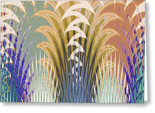 Harmony Greeting Card by Ann Johndro-Collins
