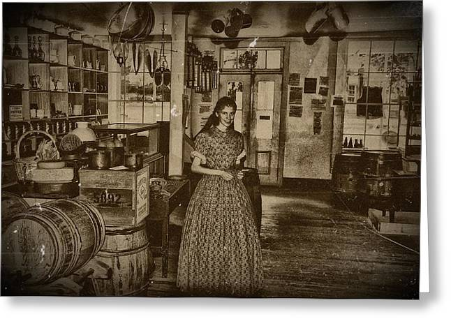 Harpers Ferry General Store Greeting Card