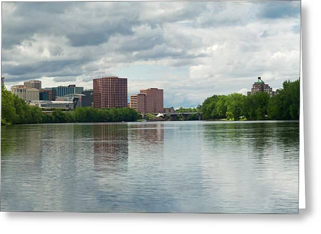 Hartford 2015 Greeting Card by Jasmin Hrnjic