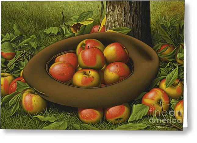 Harvest Greeting Card by MotionAge Designs