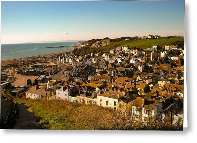 Hastings, Sussex, England Greeting Card