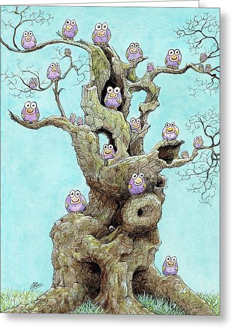 Hatchlings Greeting Card