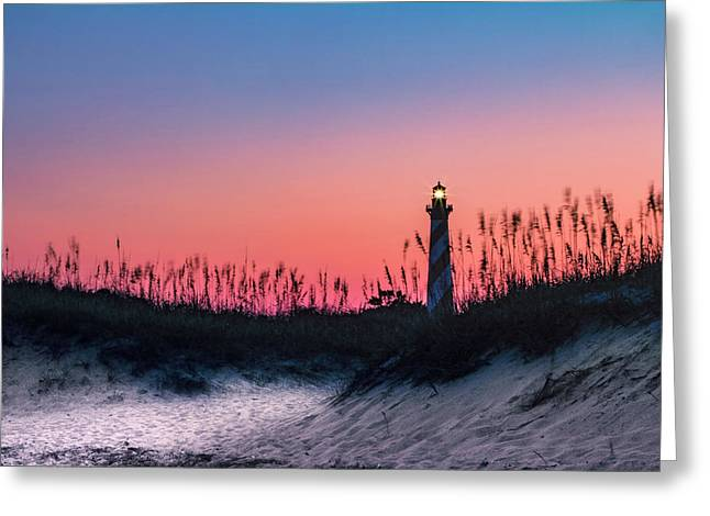 Hatteras Greeting Card
