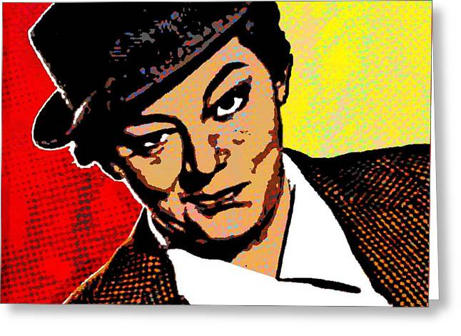Hattie Jacques Greeting Card