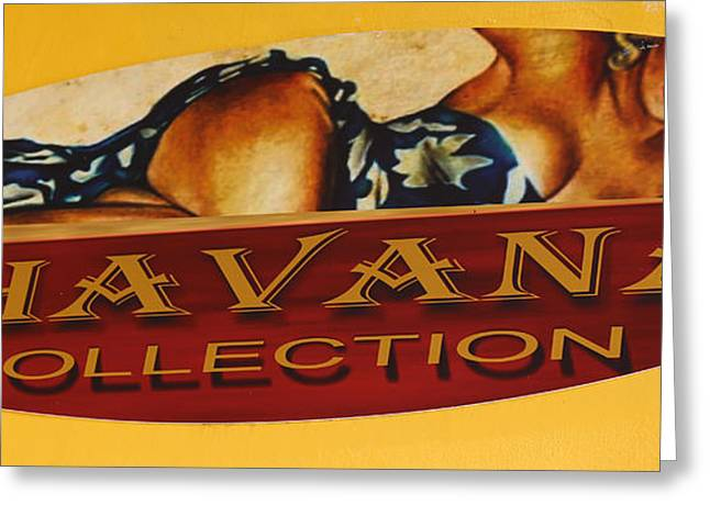 Havana Collection Greeting Card
