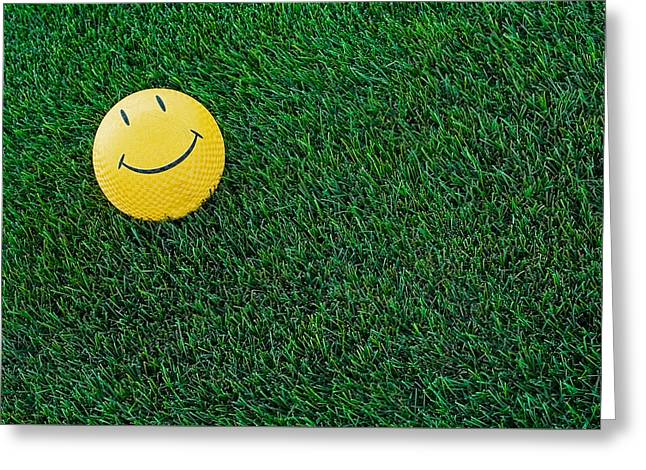 Have A Nice Day Greeting Card by Todd Klassy